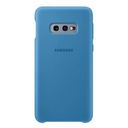 Samsung Galaxy S10 Silicone Cover Blue (EF-PG973TLEGWW) (SAMPG973TLEG)