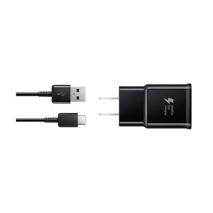 Samsung Fast Travel Charger 15W USB Type-C Black (EP-TA20EBECGWW) (SAMTA20EBECG)