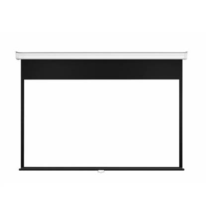 "COMTEVISION CWS9084 84"" 16:9 MANUAL PROJECTOR SCREEN (CWS9084) (COMCWS9084)"