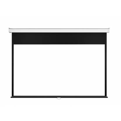 "COMTEVISION CWS9092 92"" 16:9 MANUAL PROJECTOR SCREEN (CWS9092) (COMCWS9092)"