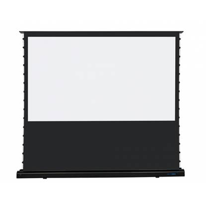"""COMTEVISION EFS9092 92"""" 16:9 FLOOR STAND ELECTRIC PROJECTOR SCREEN (EFS9092) (COMEFS9092)"""