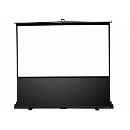 "COMTEVISION FSS9084 84"" 16:9 FLOOR PROJECTOR SCREEN (FSS9084) (COMFSS9084)"