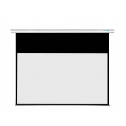"COMTEVISION MCM3084 84"" 4:3 ELECTRIC PROJECTOR SCREEN (MCM3084) (COMMCM3084)"