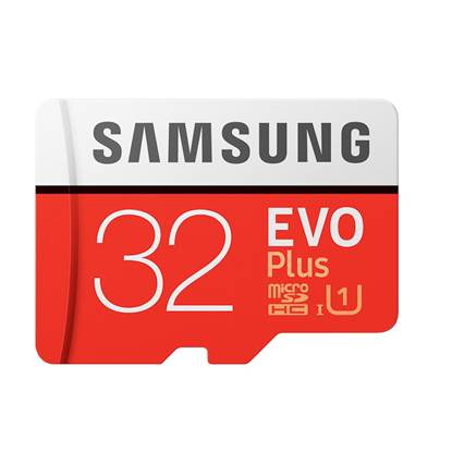 Samsung Micro Secure Digital Evo Plus U1 32GB Class 10 (MB-MC32GA/EU)