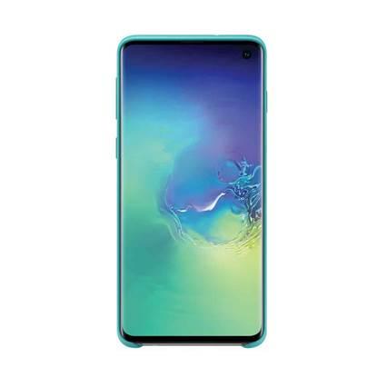 Samsung Galaxy S10 Silicone Cover Green (EF-PG973TGEGWW) (SAMPG973TGEG)