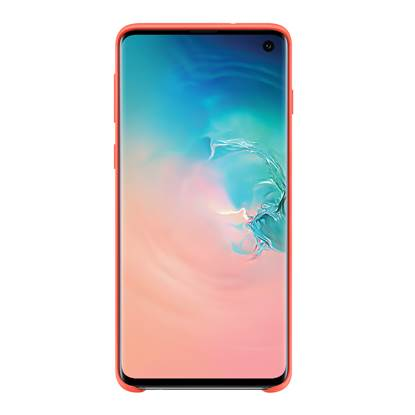 Samsung Galaxy S10 Silicone Cover Berry Pink (EF-PG973THEGWW) (SAMPG973THEG)