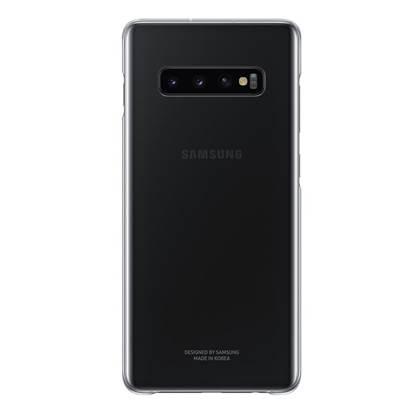 Samsung Galaxy S10+ Clear Cover (EF-QG975CTEGWW) (SAMQG975CTEG)