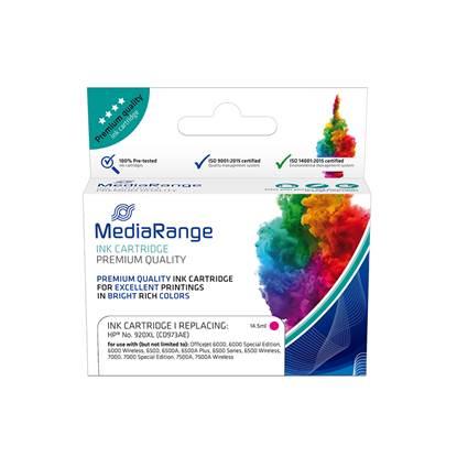 Inkjet MEDIARANGE Συμβατό για Εκτυπωτές HP (Magenta) (No.920XL) (CD973AE) (MRHP920MXL)