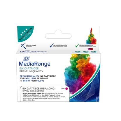Inkjet MEDIARANGE Συμβατό για Εκτυπωτές HP (Magenta) (No.951XL) (CN047AE) (MRHP951MXL)