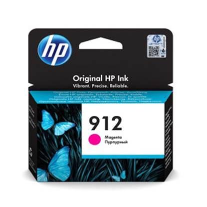 HP Μελάνι Inkjet No.912 Magenta (3YL78AE) (HP3YL78AE)