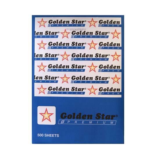 Επαγγελματικό Χαρτί Εκτύπωσης Golden Star A4 500 Φύλλα