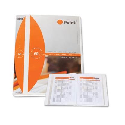 Ντοσιέ/Σούπλ με 60 Ζελατίνες Παρουσίασης POINT (POIPF10760)