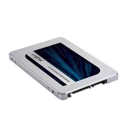 Crucial SSD 500 GB MX500 SATA 6Gb/s 2.5-inch (CT500MX500SSD1)