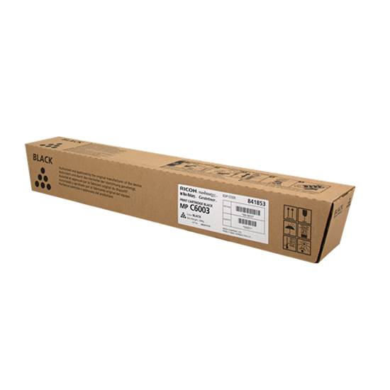 RICOH AFICIO MPC5503 TONER BLACK (841853) (RICT5503BK)