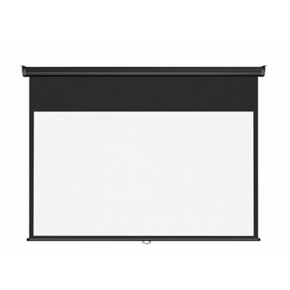 "COMTEVISION CWS3120 120"" 4:3 MANUAL PROJECTOR SCREEN (CWS3120) (COMCWS3120)"