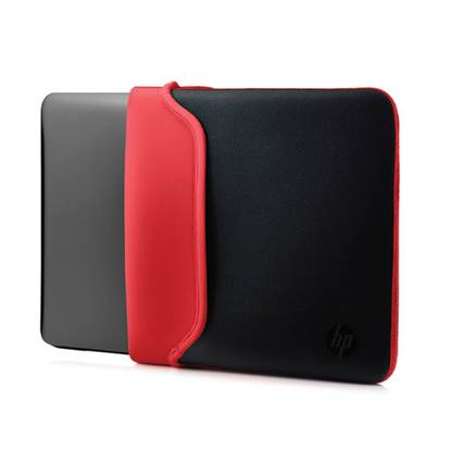 HP 14.0 Blk/Red Chroma Sleeve