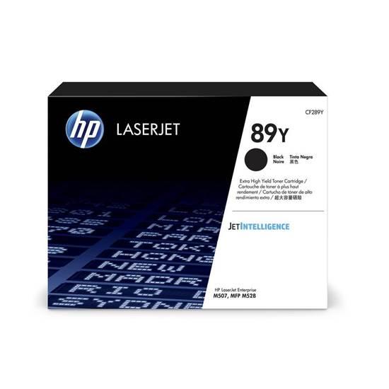 HP 89Y LaserJet Black Toner EHC (20k) (CF289Y) (HPCF289Y)