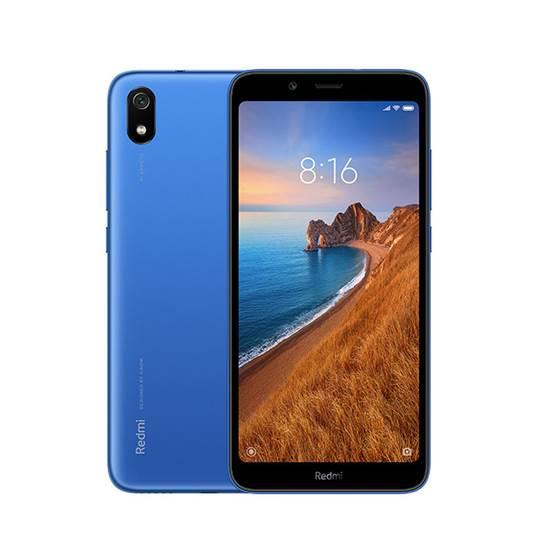 Xiaomi Redmi 7A Dual Sim 2GB RAM 16GB - Blue EU