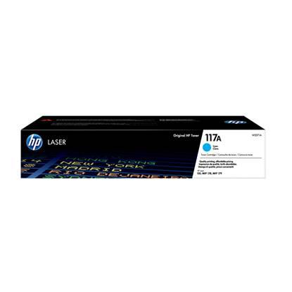 HP 117A Cyan Original Laser Toner Cartridge (W2071A) (HPW2071A)