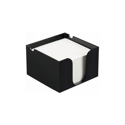Κύβος με Χαρτάκια Σημειώσεων (Μαύρο) (VAR293010)