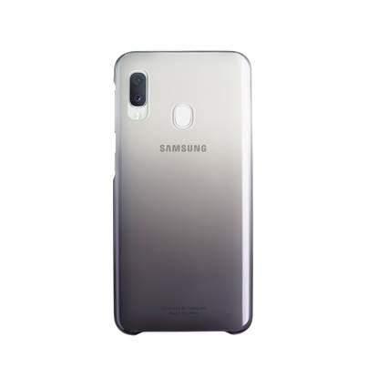 Samsung Galaxy A20 Gradation Cover Black (EF-AA202CBEGWW) (SAMEF-AA202CB)
