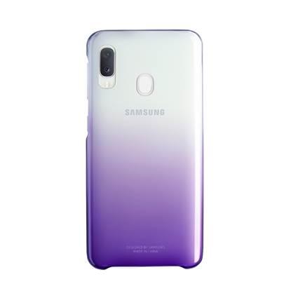 Samsung Galaxy A20 Gradation Cover Violet (EF-AA202CVEGWW) (SAMEF-AA202CV)