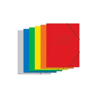 Ντοσιέ με Αυτιά & Λάστιχο Eco (Κόκκινο) (VAR520655R)