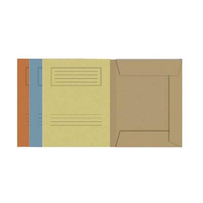 Ντοσιέ με Πτερύγια 26.5χ35 cm. (Πορτοκαλί) (VAR324100OR)