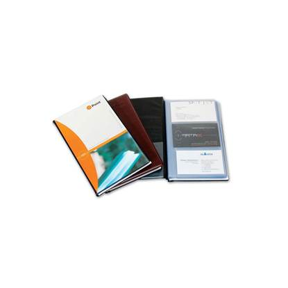 Θήκη Πιστωτικών Καρτών για 160 Κάρτες POINT PF-115 (Καφέ) (POIPF115BRN)