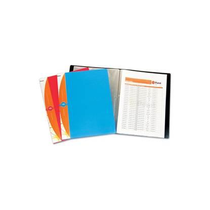 Ντοσιέ/Σούπλ με 10 Ζελατίνες Office POINT (Μπλέ) (POIPF10910BL)