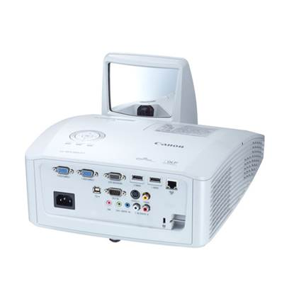 CANON LV-WX300UST SHORT THROW PROJECTOR (0646C003AA) (CANLVWX300UST)
