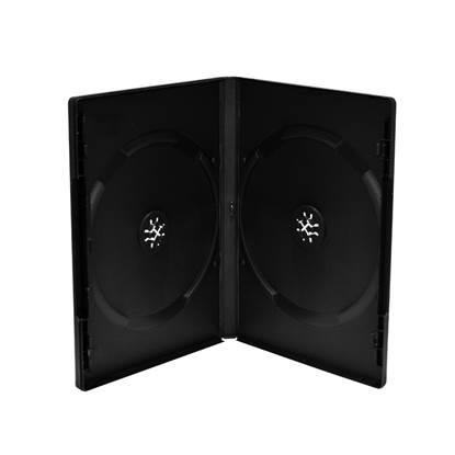 MediaRange DVD Case for 2 discs 14mm Black (MRBOX12)