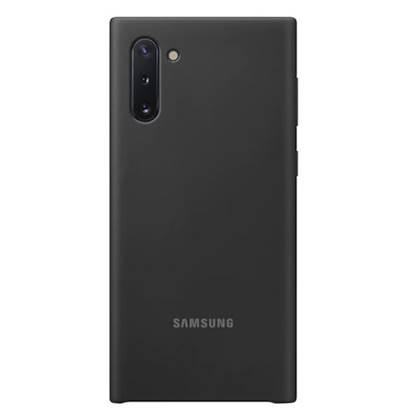 Samsung Galaxy Note10+ Silicone Cover Black (EF-PN975TBEGWW) (SAMEF-PN975TBEG)