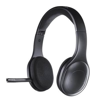 Logitech Headset Wireless H800 (981-000338) (LOGH800)