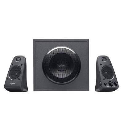 Logitech Z625 2.1 Speakers (Black) (980-001258) (LOGZ625)