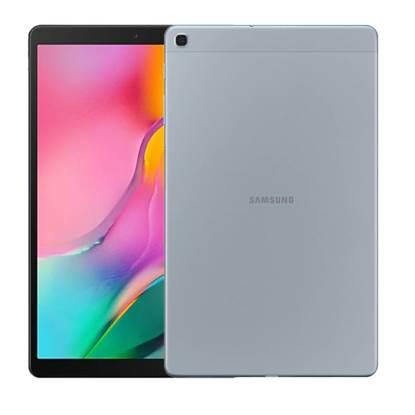 """Samsung Tablet Galaxy Tab A 10.1"""" T510 (2019) Silver Wi-Fi"""