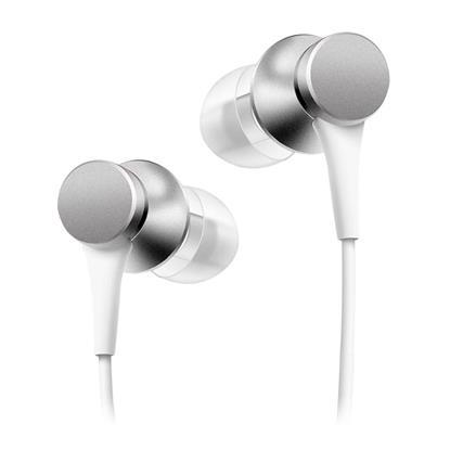 Xiaomi Handsfree Mi Basic In Ear Silver (ZBW4355TY) (XIAZBW4355TY)