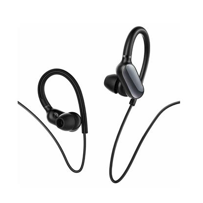 Xiaomi MI Sports Bluetooth Earphones Headset Ear-hook Black (ZBW4378GL) (XIAZBW4378GL)