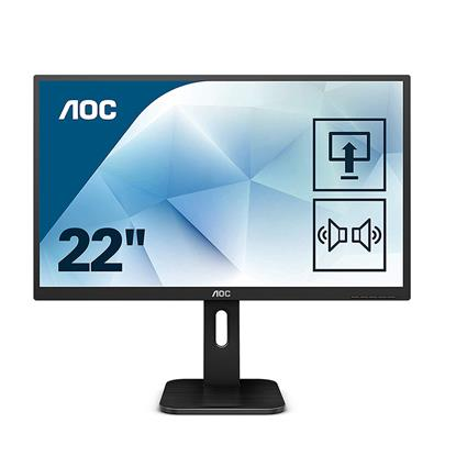 "AOC Led FHD Business Monitor 22"" (22P1D) (AOC22P1D)"