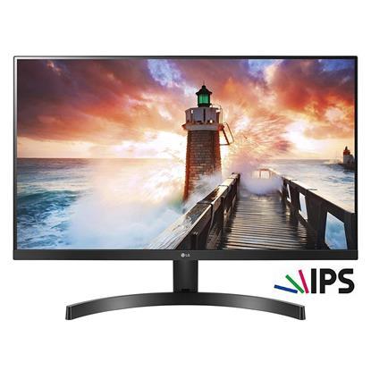 """LG Led IPS FHD Monitor 24"""" (24MK600MB) (LG24MK600MB)"""