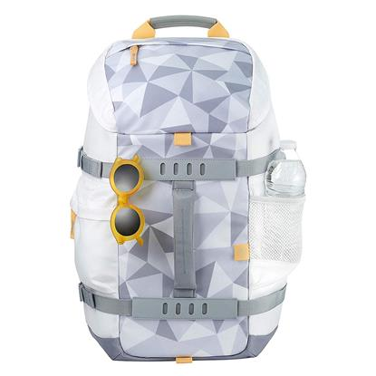 HP 15.6 Odyssey Facet White Backpack (5WK92AA) (HP5WK92AA)
