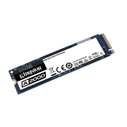 Kingston Δίσκος SSD A2000 M.2 250GB (SA2000M8/250G) (KINSA2000M8/250G)
