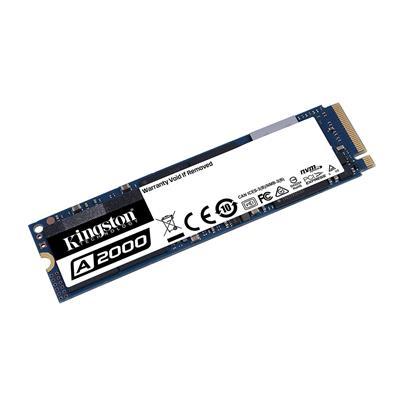 Kingston Δίσκος SSD A2000 M.2 500GB (SA2000M8/500G) (KINSA2000M8/500G)