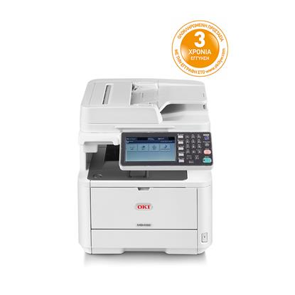 OKI Monochrome Laser Multifunction Printer MB492DN (OKIMB492DN) (45762112)