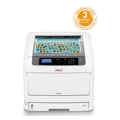 OKI C834dnw A3 Color Laser Printer (OKIC834DNW) (47228005)