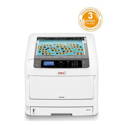 OKI C844dnw A3 Color Laser Printer (OKIC844DNW) (47074302)