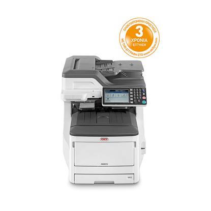 OKI MC873dn A3 Color Laser Multifunction Printer (OKIMC873DN) (45850204)