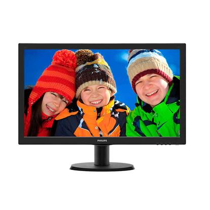 "PHILIPS 243V5LSB Led FHD Monitor 24"" (243V5LSB) (PHI243V5LSB)"