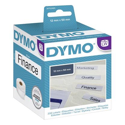 Ταινία Ετικετογράφου DYMO 99017 50x12mm (S0722460) (DYMO99017)