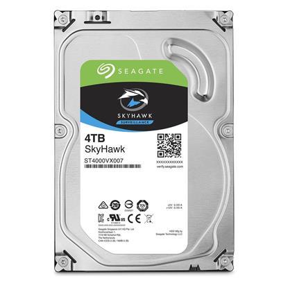 Εσωτερικός Σκληρός Δίσκος SEAGATE 3.5'' 4TB Sata III SkyHawk (SEAST4000VX007) (ST4000VX007)